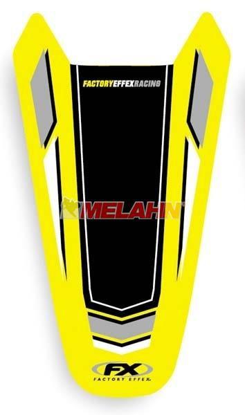 FX Aufkleber Kotflügel hinten RMZ 250 04-05, universal