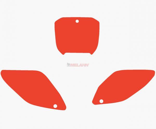 BLACKBIRD Starttafelfolie CRF 450 02-03, rot