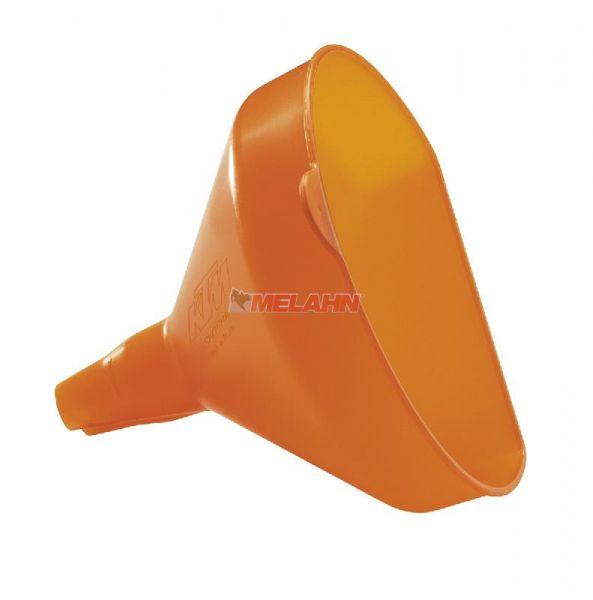 KTM Trichter, orange