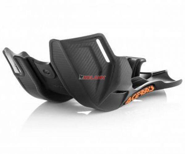 ACERBIS Kunststoff-Motorschutz groß, schwarz, 125/150 SX 16-18