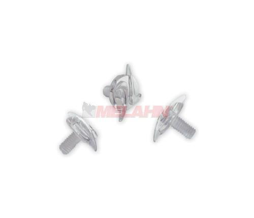AIROH Helmschirm-Schrauben CR901/Terminator/Aviator (3 Stück)
