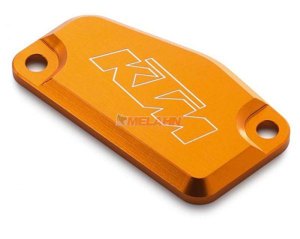 KTM Aluminium-Deckel Handbremszylinder 65/85 SX 14- / Freeride, orange
