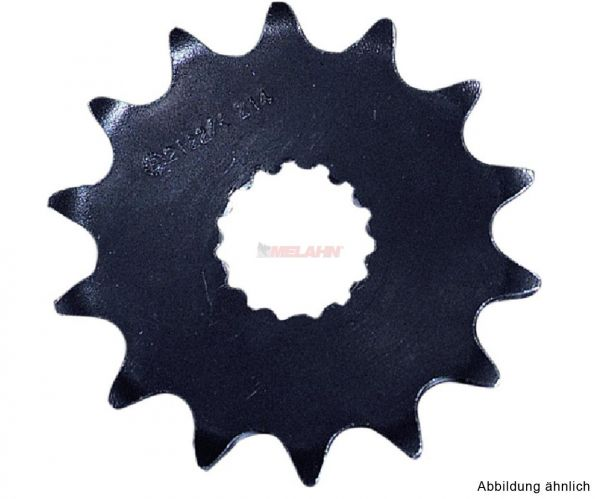 MELAHN Kettenritzel KX 250, 04-05 / RMZ 250, 04-06