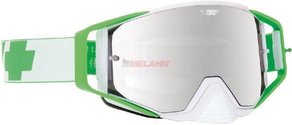 SPY Brille: Ace, McGrath, Happy Lens, grün/weiß