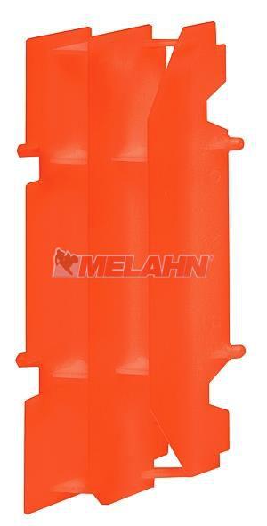 KTM Kühlerschutz, einzeln SX 07-15 / EXC/SMR 08-16, orange