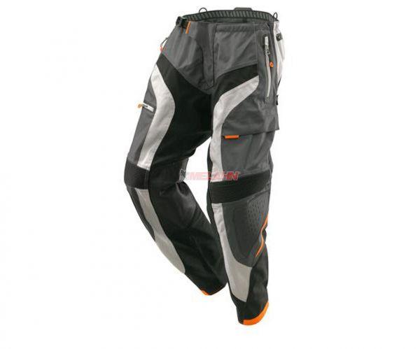 KTM Hose: Defender, grau/orange
