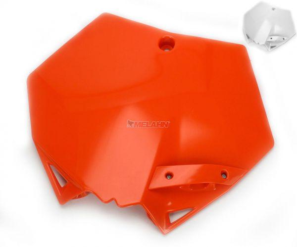 CYCRA Starttafel: Stadium KTM, SX 07-12, orange