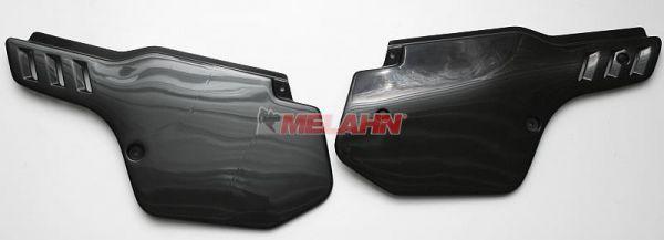 UFO Seitenteile (Paar) KX 500 91-02, schwarz