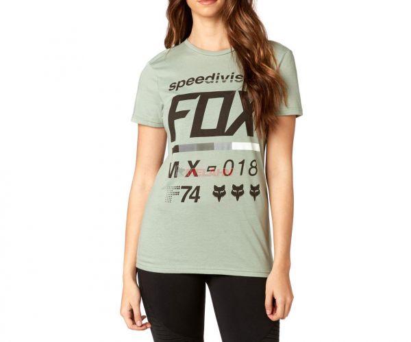 FOX Girls T-Shirt Drafter, schilf