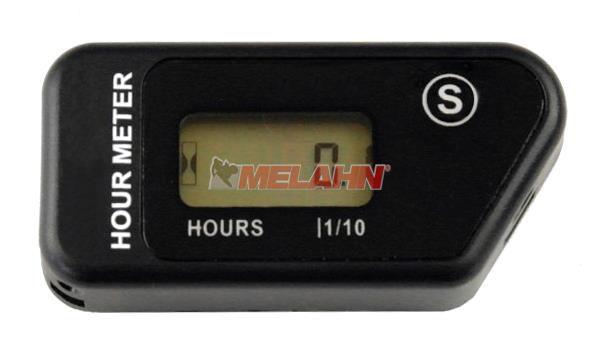 MT Betriebsstundenzähler ohne Kabel, 6,5x3,5cm