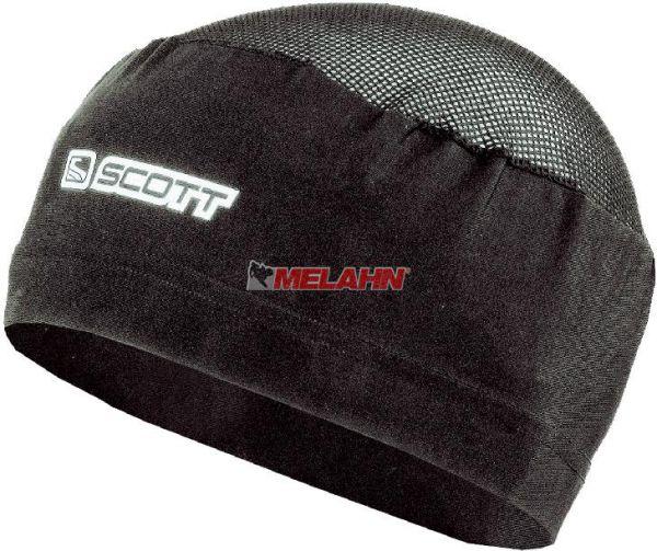 SCOTT Sweathead Baumwolle, schwarz
