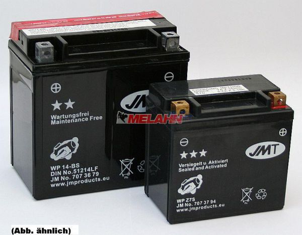 JM Batterie YB4L-B
