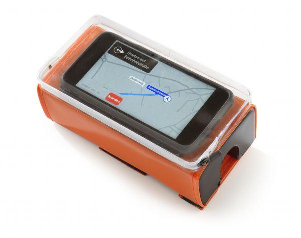 KTM Lenkerpolster für Smartphone, orange