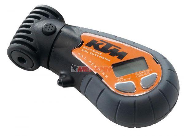 KTM Luftdruckprüfer, digital