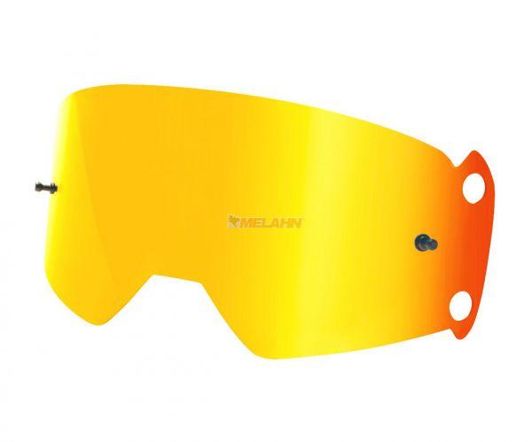FOX Ersatzglas VUE: gelb