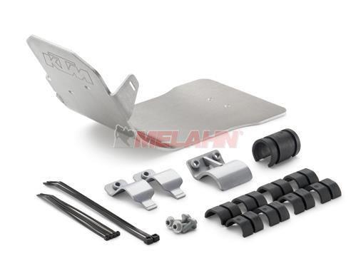 KTM Aluminium-Skidplate, 125/150 SX 16-