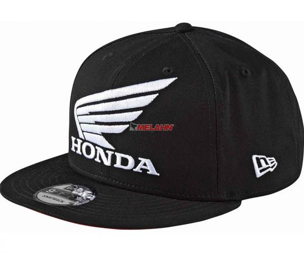TROY LEE DESIGNS Honda Cap (9fifty), schwarz