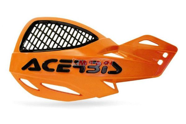 ACERBIS Handprotektor (Paar): Uniko vented, orange