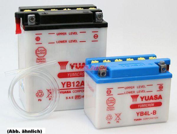 YUASA Batterie YTX7L-BS