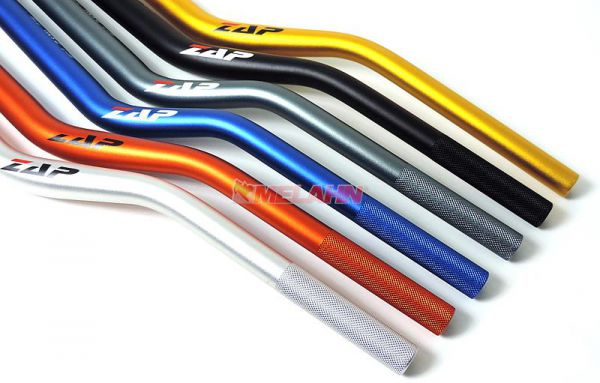 ZAP Lenker (28,6mm): FX flach 13° gekröpft, blau