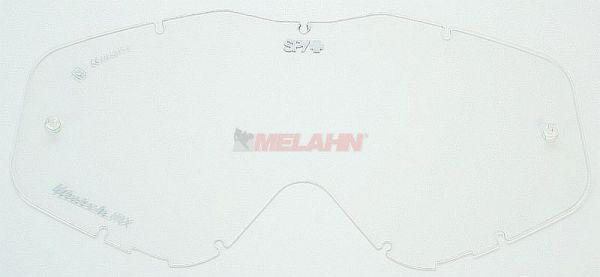 SPY Ersatzglas mit Pins Klutch/Whip/Targa3, klar