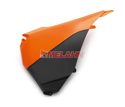 KTM Filterkastendeckel, SX/SMR 13-15 / EXC 14-16, orange