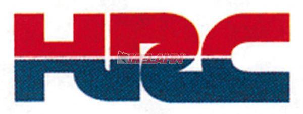 FX Aufkleber: HRC 10x3,5cm