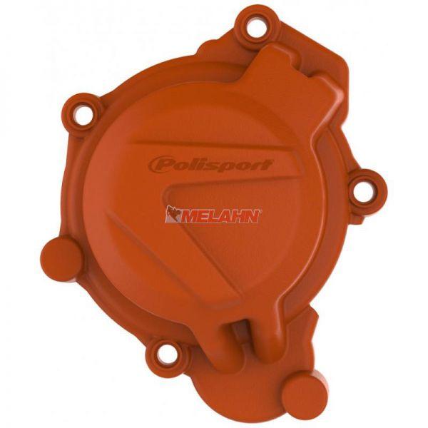 POLISPORT Zündungsdeckelschutz 125 XCW 17- /125/150 SX 16-, orange