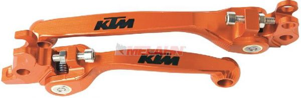 KTM Flex-Handbremshebel, orange, 65/85 14- / Freeride 14-