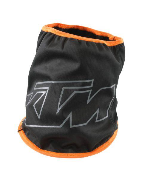 KTM Schal/Halswärmer: Unbound Allrounder, schwarz/orange