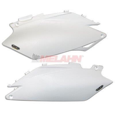 UFO Seitenteile (Paar) CRF 250 11-13 / 450 11-12, weiß
