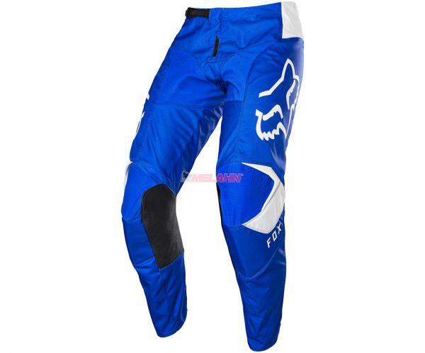 FOX Hose: 180 Prix, blau/weiß