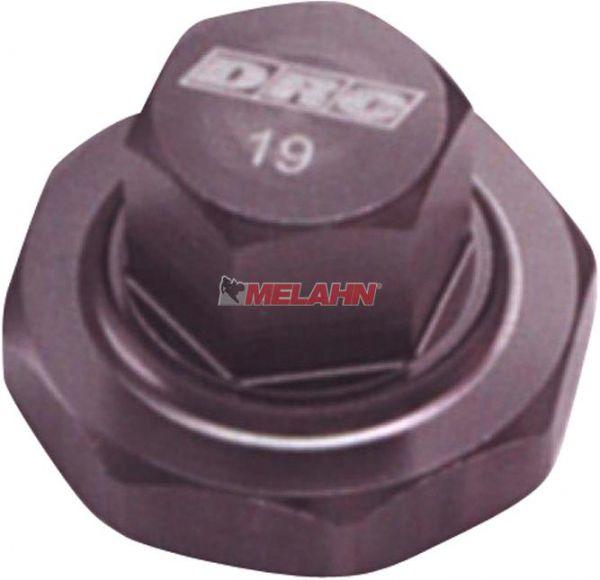 DRC Gabelschlüssel: für Druckstufenventil, KYB und CRF (10-14)