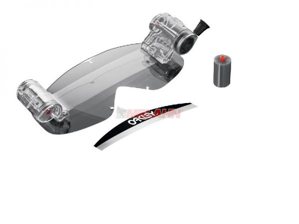 OAKLEY Roll-Off-System (30mm), Proven MX