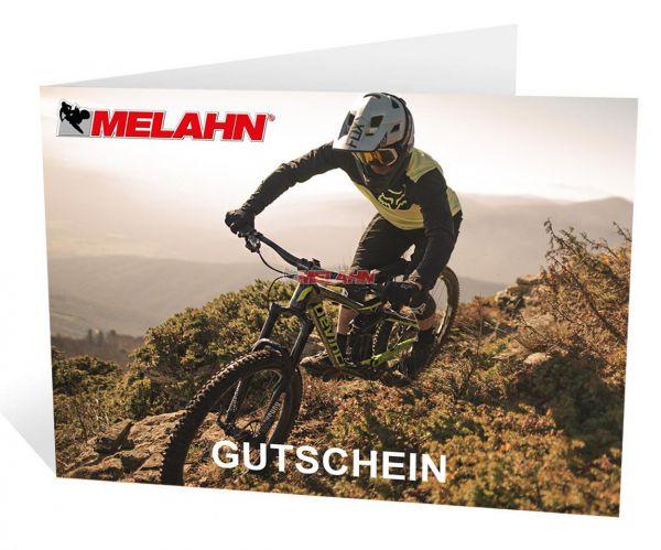 MELAHN Offroad Einkaufsgutschein 75 Euro MTB