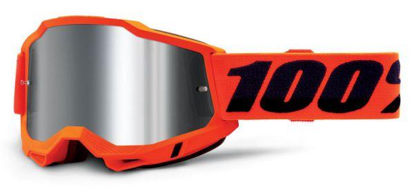 100% Brille: Accuri 2 Neon Orange