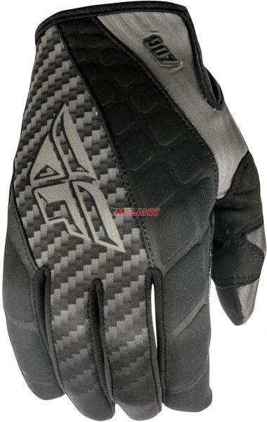 FLY Handschuh: 907, schwarz/grau