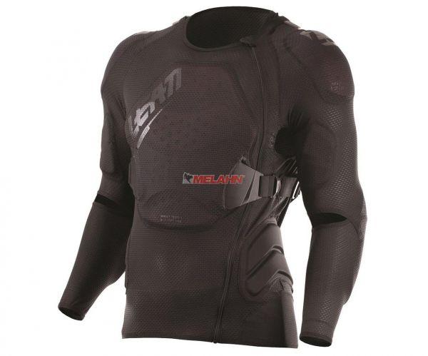 LEATT Protektorenhemd: Body Protector 3DF Airfit Lite, schwarz