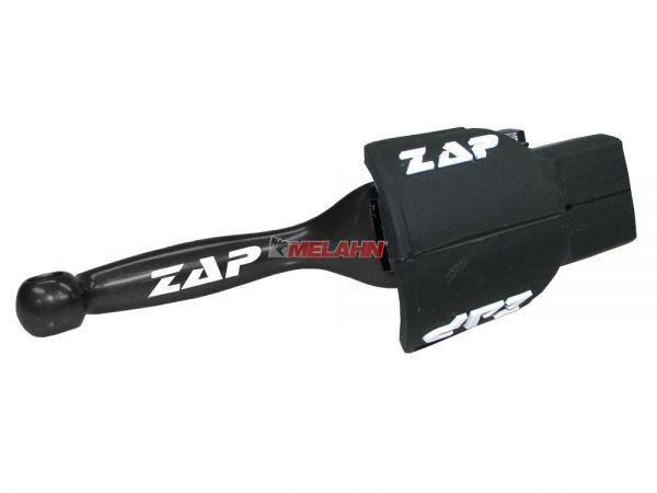 ZAP Flex-Bremshebel KX/KXF/RM/RMZ/WR/YZ/YZF, schwarz