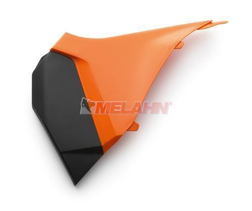 KTM Filterkastendeckel SX 11-12 / SMR 12 / EXC 12-13, orange