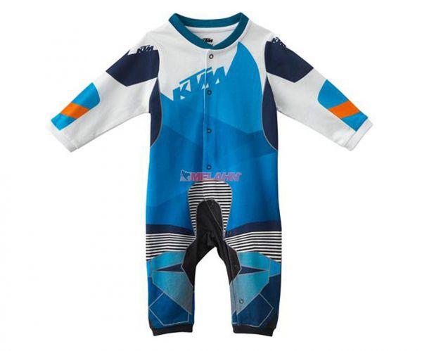 KTM Baby Body: Gravity, blau/weiß