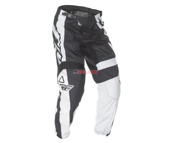 FLY Hose: F16, schwarz/weiß