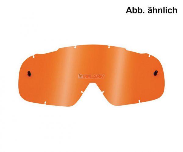 FOX Kids Ersatzglas AIR SPACE/Main II, orange
