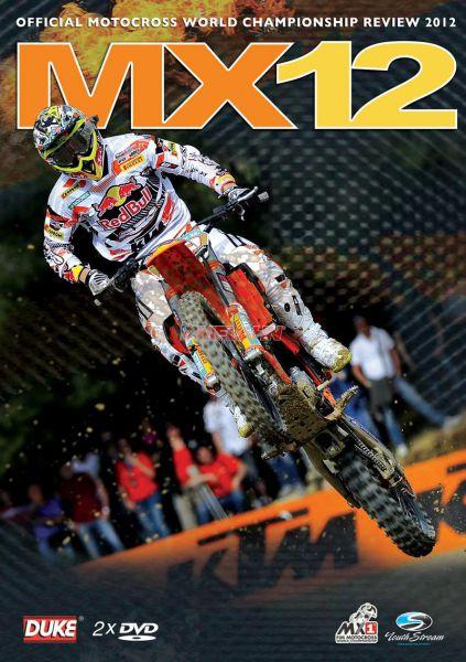 DVD: MX WM 2012 (MX1+MX2), 2 DVDs