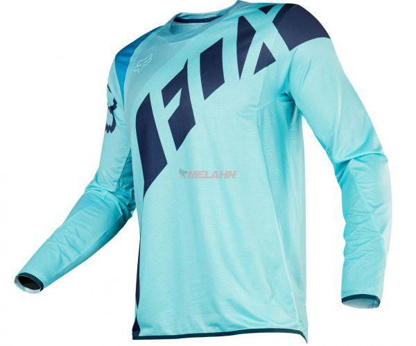FOX Hemd: Flexair SECA Limited Edition, ice blue