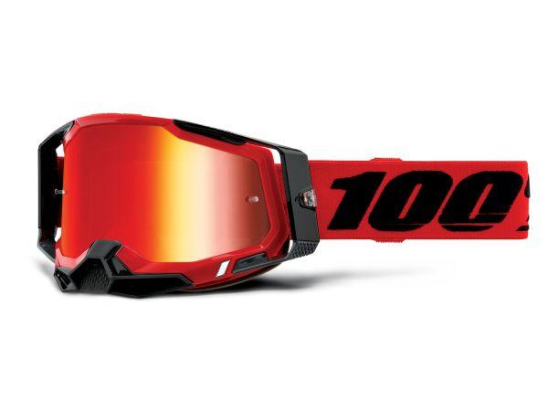 100% Brille: Racecraft 2 Red
