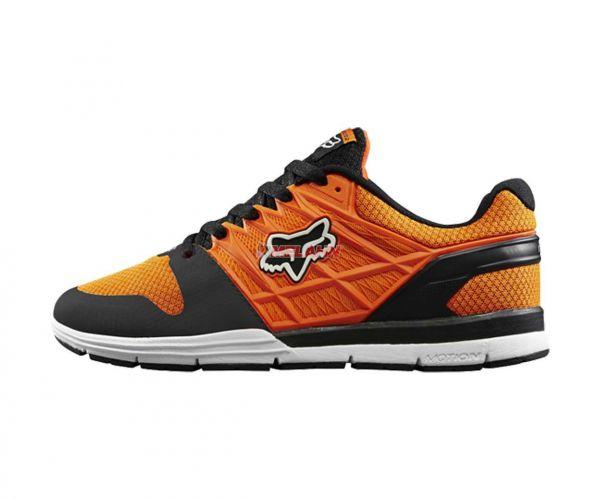 FOX Schuh: Motion Elite 2 orangeschwarz