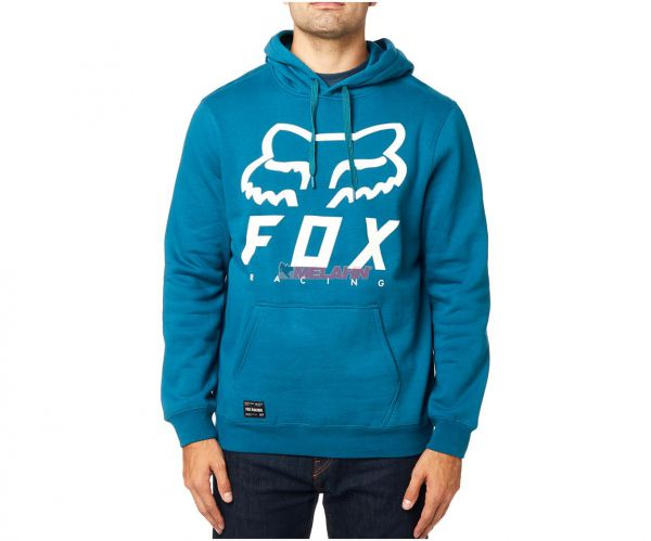 FOX Hoody: Heritage Forger, blau