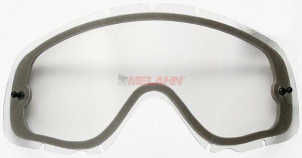 OAKLEY Doppelglas Crowbar, klar