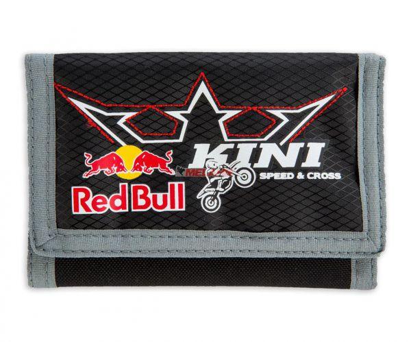 KINI-Red Bull Geldbörse: Racing, schwarz